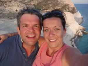 La prima vacanza insieme, Cipro - aprile 2012