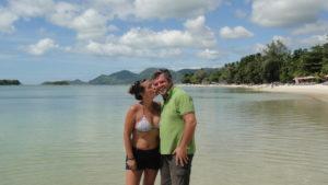 Un po' di relax nel piccolo paradiso dell'oceano, Ko Samui - agosto 2012