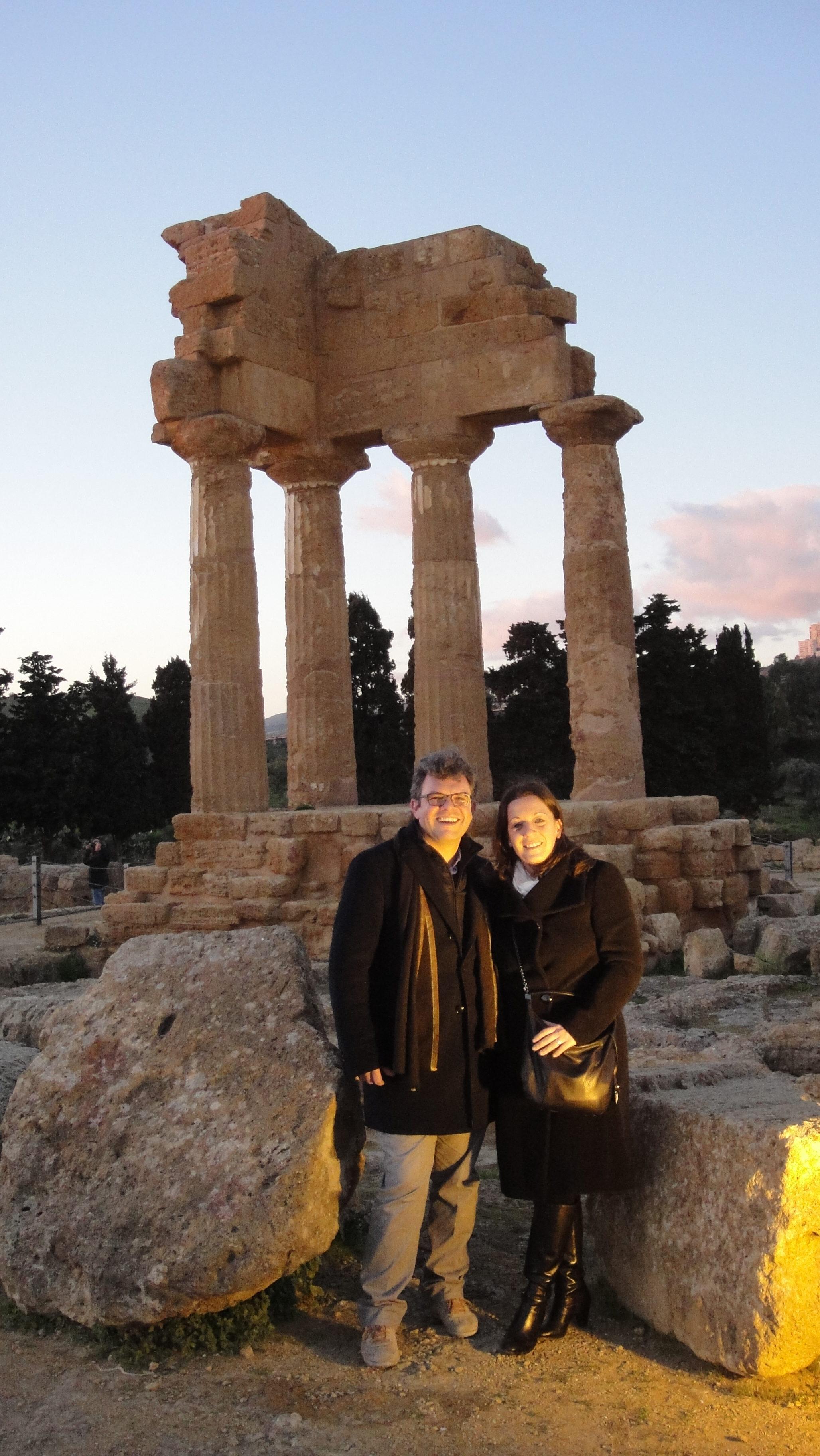 Alla scoperta dell'inverno siciliano, Agrigento - dicembre 2012