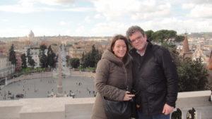 Il primo anniversario, Roma - gennaio 2013