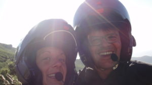 Il primo viaggio in moto, Corsica - giugno 2013