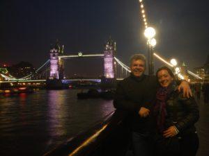 Gaia e Mark ci portano anche a Londra - novembre 2016