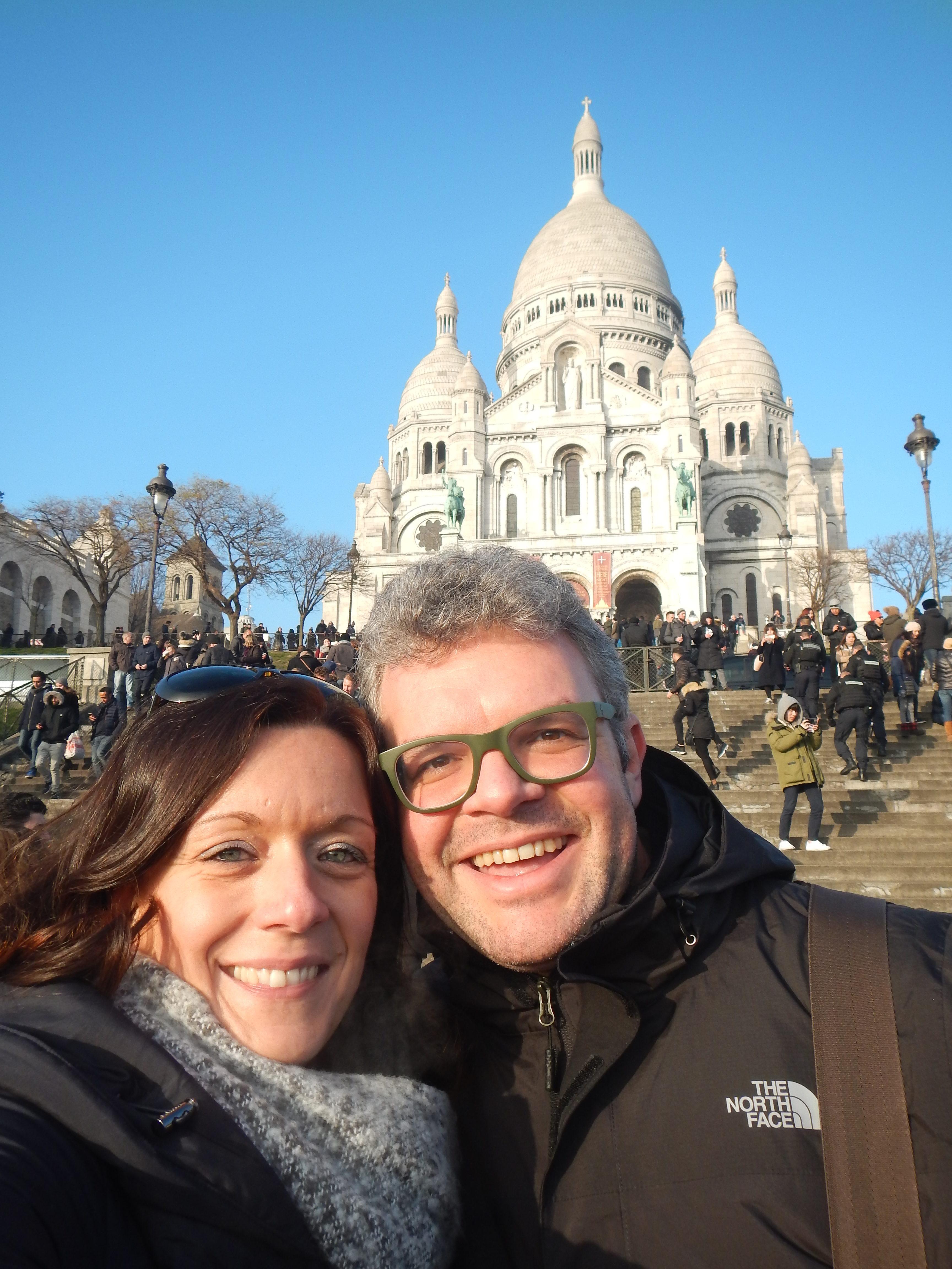 Mi vuoi sposare? Sìììì, Parigi - dicembre 2016