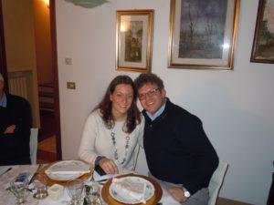 Il primo Natale insieme - dicembre 2012