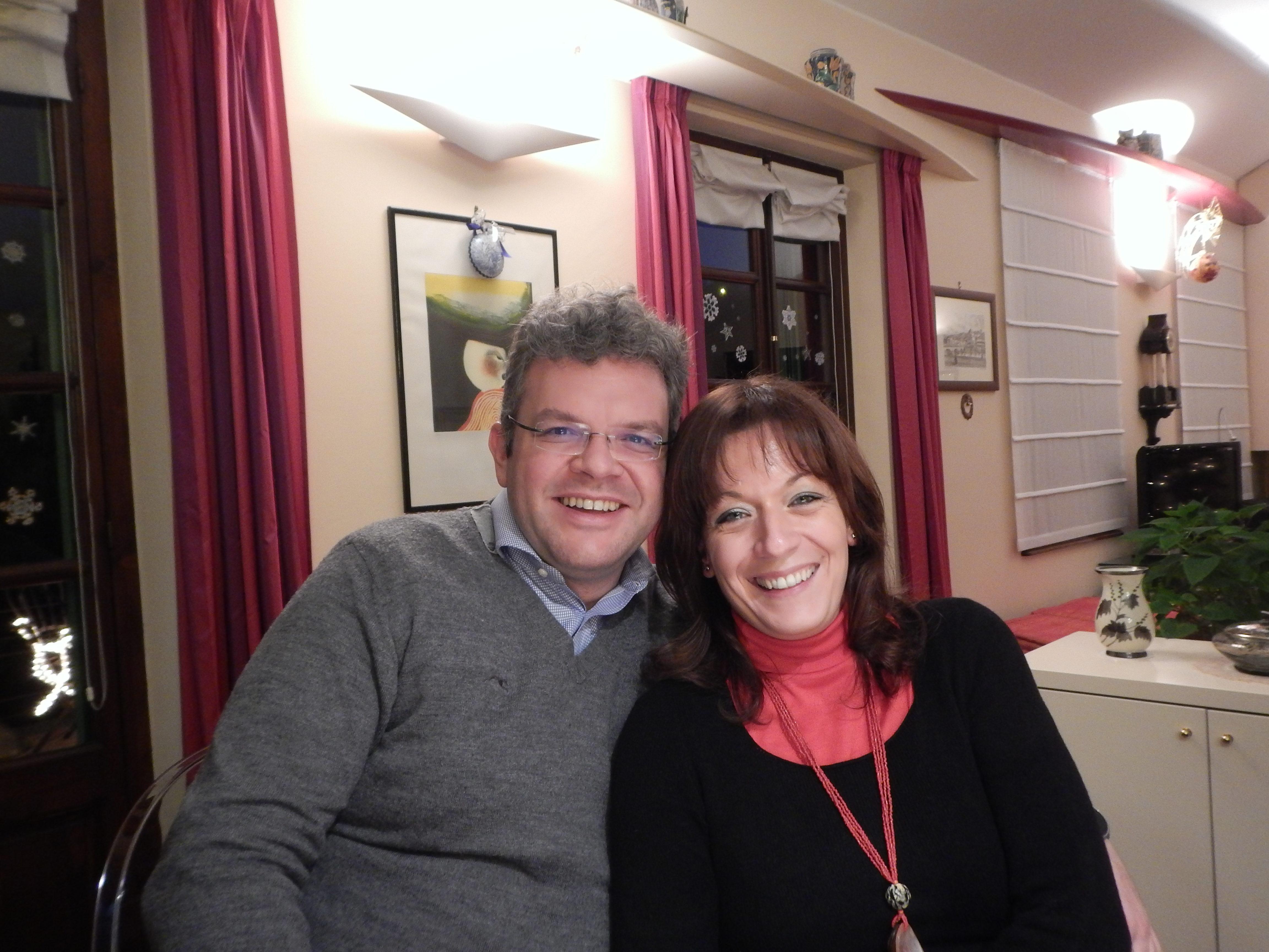 Natale a casa di mamma, Torino - dicembre 2014