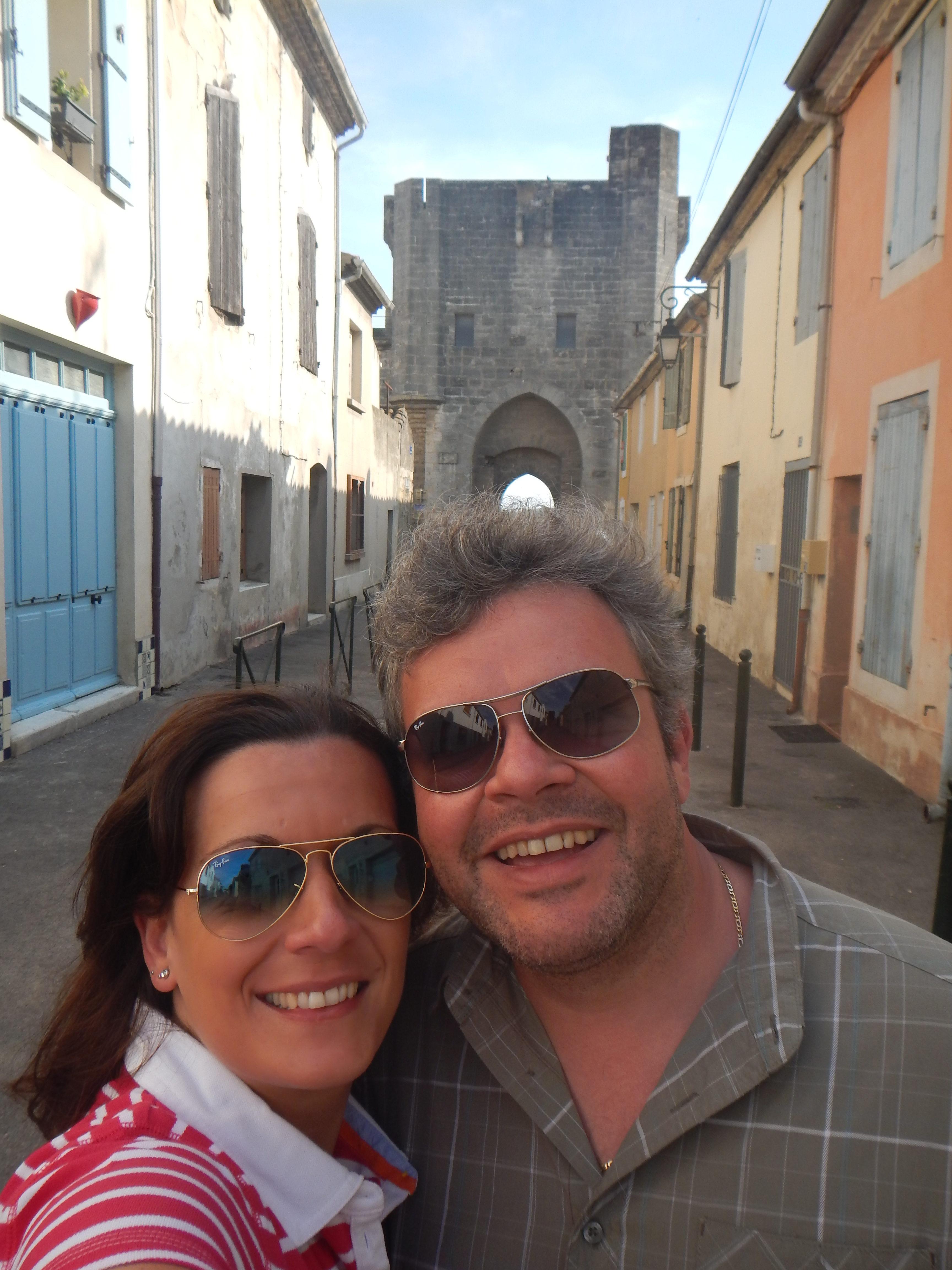 La scoperta della nostra Camargue, Saintes Maries de la Mer - giugno 2015