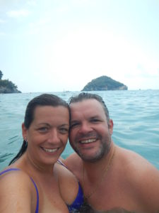 Con la nostra isola preferita, Bergeggi - luglio 2015
