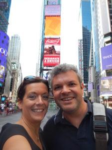 Alla conquista dell'America, New York - agosto 2015
