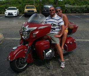 Proviamo le moto ovunque... Miami - agosto 2015