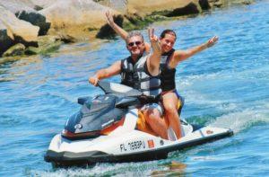 ... anche in acqua, KeyWest - agosto 2015