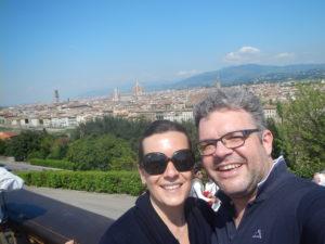 Compleanno di Eugenia, Firenze - aprile 2016