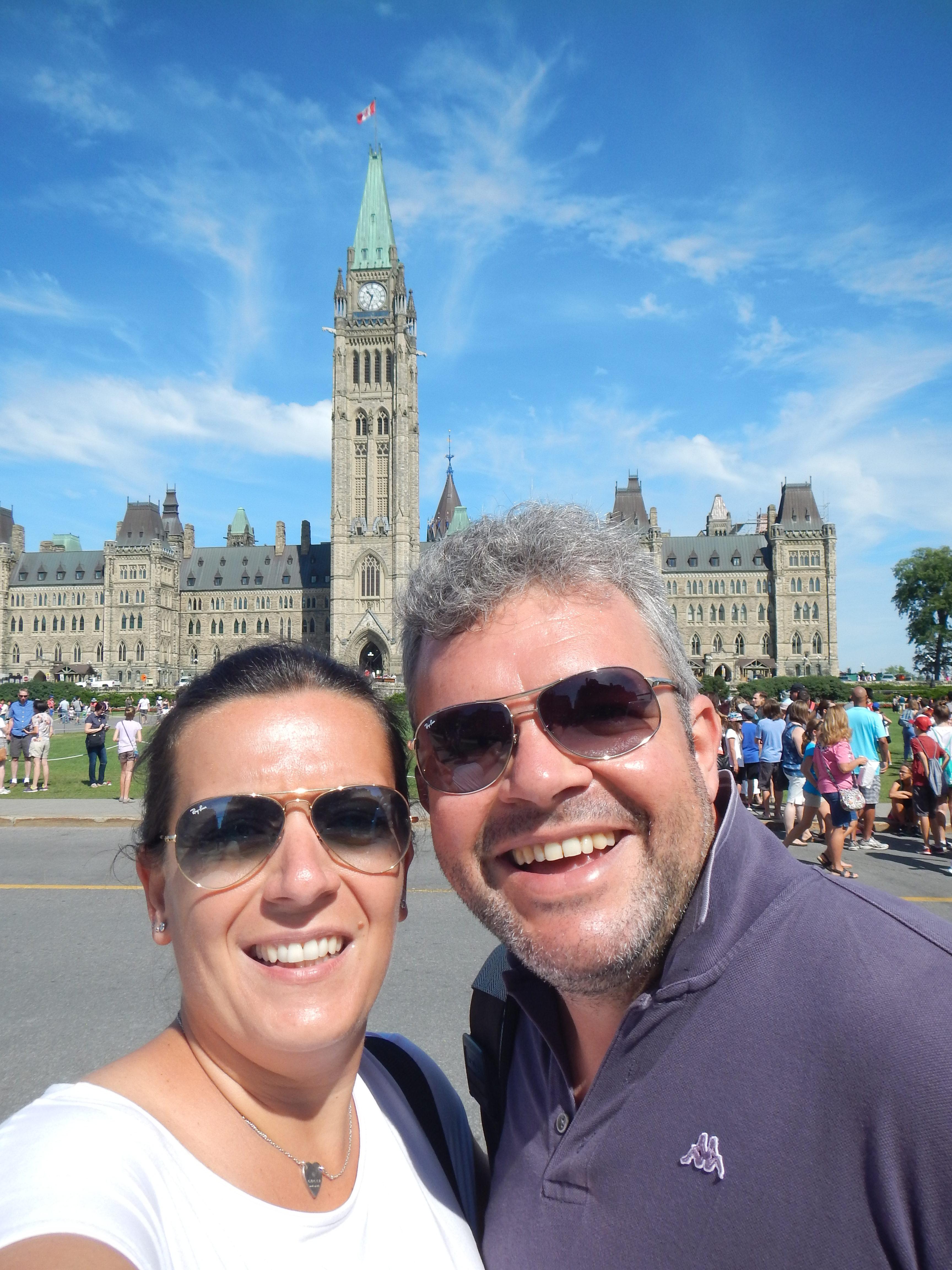 Ci sembra di essere in Inghilterra, Ottawa  - agosto 2016