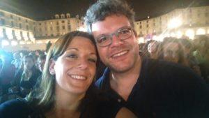 I fuochi di san Giovanni, Torino - giugno 2014